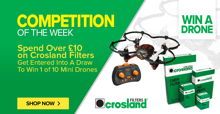 Win A Drone With Crosland Filters