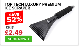 Top Tech Luxury Premium Ice Scraper