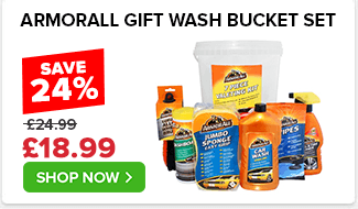 Armorall Gift Wash Bucket Set