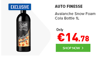Auto Finesse Avalanche Snow Foam Cola Bottles 1L