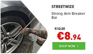 STREETWIZE Strong Arm Breaker Bar