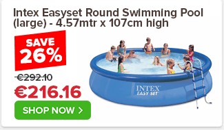 Intex Easyset Round Swimming Pool (compact) - 1.83mtr x 51cm high
