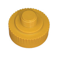 Sealey 342/714AF Nylon Hammer Face, Extra Hard/Yellow for DBHN20 & NFH175