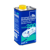 ATE TYP200 Dot4 Brake Fluid - 1Ltr