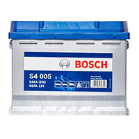 Bosch S4 Car Battery 027 4 Year Guarantee