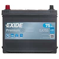 Exide Premium 031 Car Battery - 5 Year Guarantee