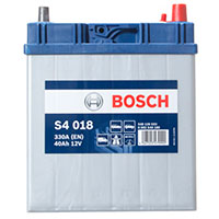 Bosch S4 Car Battery 054 4 Year Guarantee
