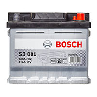 Bosch S3 Car Battery 063 3 Year Guarantee