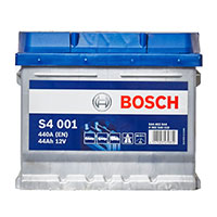 Bosch S4 Car Battery 063 4 Year Guarantee
