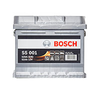 Bosch S5 Car Battery 063 5 Year Guarantee