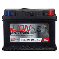Lion 065 Battery - 3 Year Guarantee
