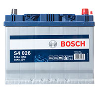 Bosch S4 S4 Battery 068 4 Year Guarantee