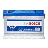 Bosch S4 Car Battery 096 4 Year Guarantee