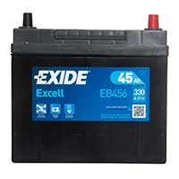 Exide Excell Battery 156 3 Year Guarantee