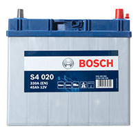 Bosch S4 S4 Battery 156 4 Year Guarantee