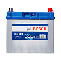 Bosch S4 Car Battery 158 4 Year Guarantee