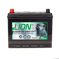 Lion Leisure Battery Type 677 - 70Ah