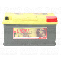 Lion 019 AGM Battery 3 Year Guarantee