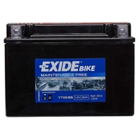 Exide ETX9-BS Motorcycle Battery