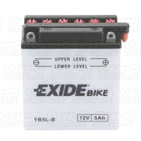 Exide EB5L-B Motorcycle Battery
