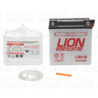 Lion Motor Cycle Battery (LB9-B)