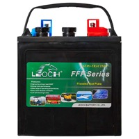 Leoch (T105) Battery 6V 230AH