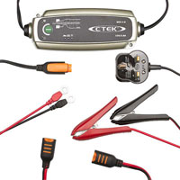 CTEK MXS3.8 Smart Battery Charger & Conditioner