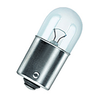 Osram 207 Single Filament Bulb - 12v 5w