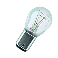 Osram 380 Twin Filament Light Bulb - 12v 21w/5w