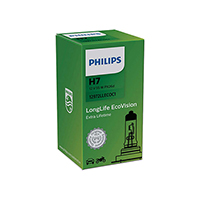 Philips Philips EcoVision Long Life - H7 Single Box