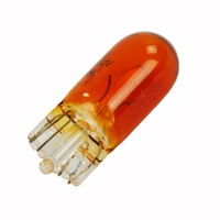 Lucas 501A 12V 5W Amber Miniature Bulb Single Boxed