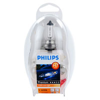 Philips H7 Spare Bulbs Kit