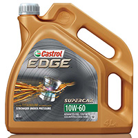 Castrol Edge FST Engine Oil - 10W-60 - 4ltr