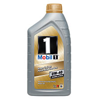 Mobil 1 FS Engine Oil - 0W-40 1Ltr