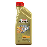 Castrol Edge FST Engine Oil - 5W-40 - 1ltr