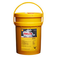 Shell Helix Ultra 5W-40 Engine Oil - 20ltr