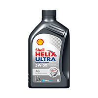 Shell Helix Ultra Professional AG 5W-30 - 1Ltr