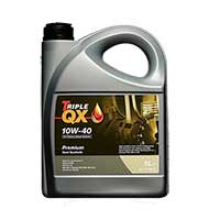 TRIPLE QX Semi Synthetic Engine Oil - 10W-40 - 5ltr