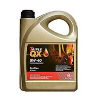 TRIPLE QX Fully Synthetic Engine Oil Engine Oil - 5W-40 - 5ltr