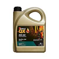 TRIPLE QX Fully Synthetic (For GM applications) Engine Oil - 5W-30 -5ltr