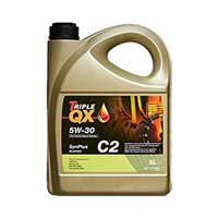 TRIPLE QX Fully Synthetic (Low Saps C2) Engine Oil - 5W-30 - 5ltr