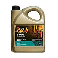 TRIPLE QX Fully Synthetic (For Ford applications) Engine Oil - 5W-30 - 5ltr