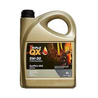 TRIPLE QX Fully Synthetic (For VAG applications) Engine Oil - 5W-30 - 5ltr
