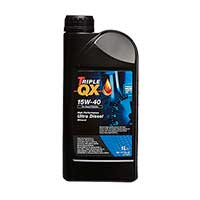 TRIPLE QX Mineral Diesel Engine Oil - 15W-40 - 1ltr