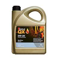 TRIPLE QX Fully Synthetic Engine Oil - 0W-30 - 5ltr