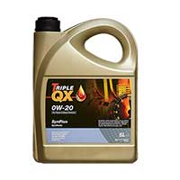 TRIPLE QX Synplus Fully Synthetic Engine Oil - 0W-20 - 5ltr