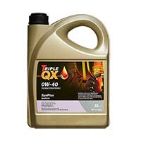 TRIPLE QX Synplus Fully Synthetic Engine Oil - 0W-40 - 5ltr