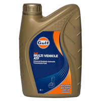 Gulf MULTI VEHICLE ATF - 1 ltr