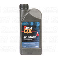 TRIPLE QX EP 80w90 Transmission Fluid 1 Litre