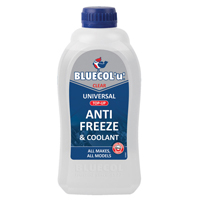 Bluecol Universal Antifreeze & Coolant 1L